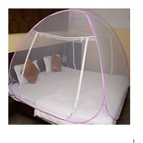 Foldable Mosquito Net Tent (Double Entry) 5ftx6ft