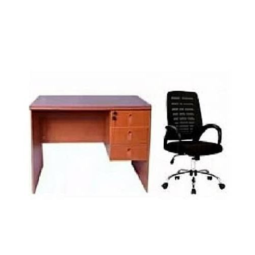 Generic Executive Office Table (2ft)With Chair