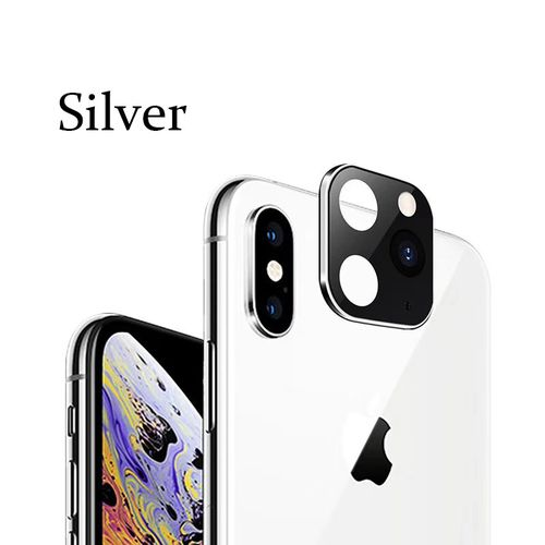 IPhone XS,XS MAX,X Camera Lens Protector & Upgrade To 11 Pro
