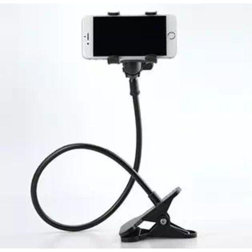 Flexible Universal Mobile Phone Holder - Black