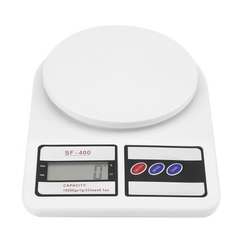 10000g 353oz Big Capacity Digital Scale Food Materials Weighing Kitchen Tool - Intl