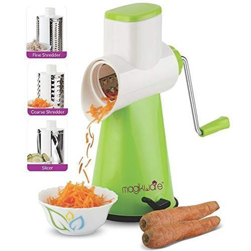 4 In 1 Multifunctional Manual Grater / Slicer