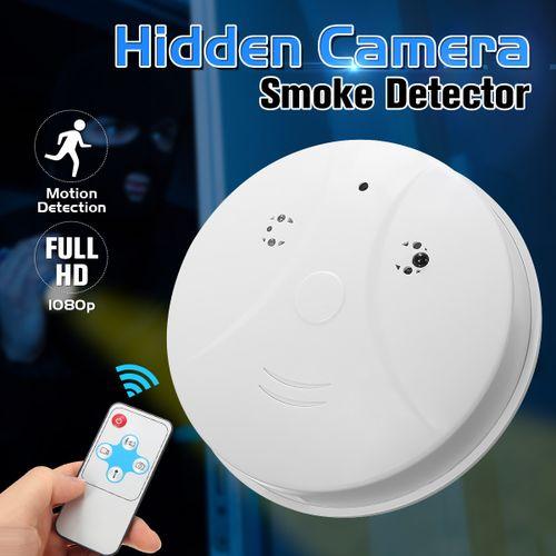Smoke Detector Hidden Camera Video Recorder Motion Detector
