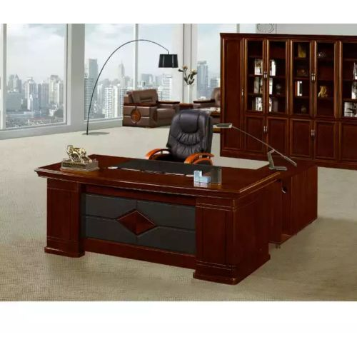 New Executive Office Table 1.6mtr With Extension