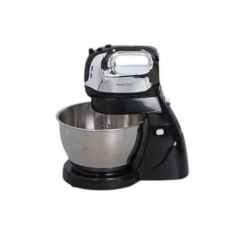 Master Chef Hand Mixer With Rotating Bowel