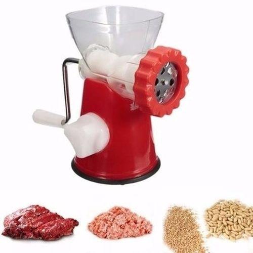 Manual Meat Blender, Grinder And Food Processor