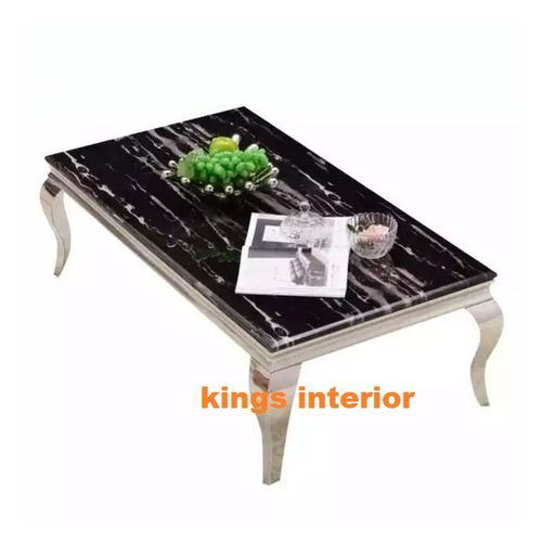 Marble Center Coffee Table (Delivery Within Lagos Only)