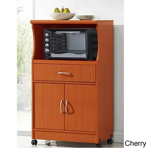 Lumina Cherry Microwave Stand (Lagos Orders Only)
