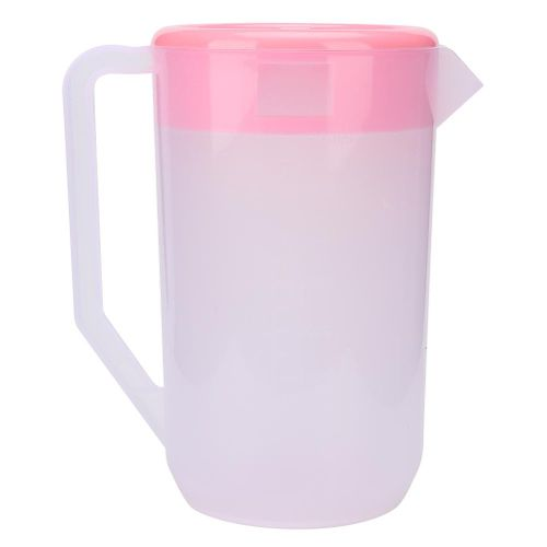 4000ml Large Capacity Reusable Non-Toxic Plastic Cold Kettle Water Bottle Water Jug Pot