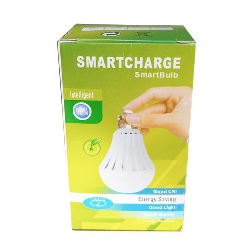 Rechargeable Energy Saving LED Light 5Watt Smart Bulb