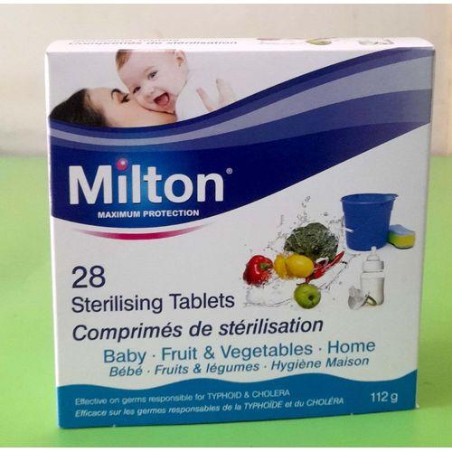 Sterilizing Tablets 28 Tabs