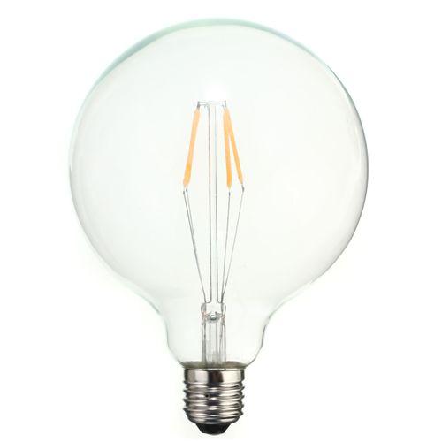 4W E27 Vintage Edison Energy Saving LED Bulb Light Lamp Warm White Globe