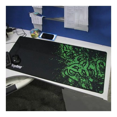 Super Large Lengthening Thickening Professional Keyboard Mouse Table Cushion - 300x800x3mm Speed Version