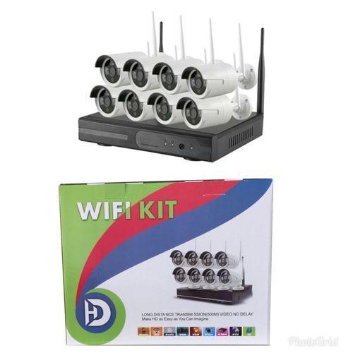 Upperview 8CH Wireless Cctv System.