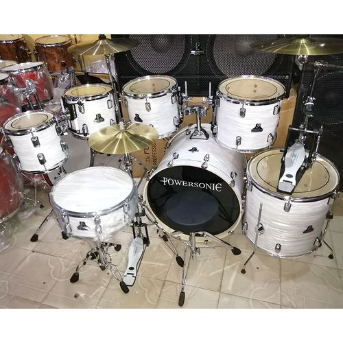 7 SET POWERSONIC DRUM WITH COMPLETE ACCESSORIES