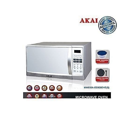 Digital Microwave Oven + Grill - 30LITRE