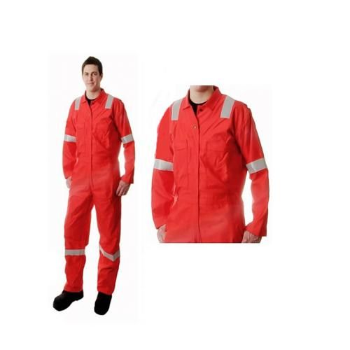 Flame Resistant Coverall - Workwear Garment