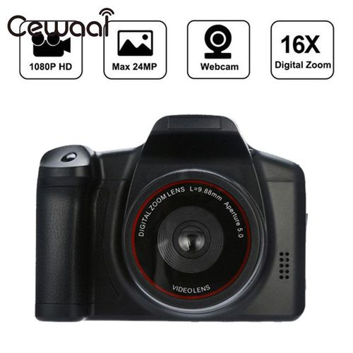 Digital Camera 720P 16X ZOOM DV Flash Lamp Recorder Wedding Record Camaras Fotograficas Digitales Camara Para Grabar Videos CHSMALL