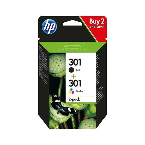 301 Deskjet Ink Combo Pack