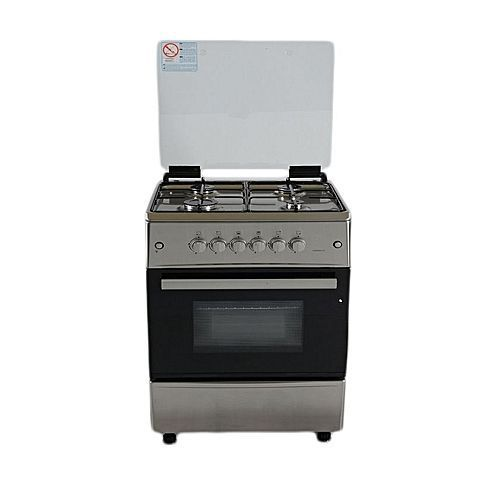 Standing Gas Cooker 3 Gas 1 Electric