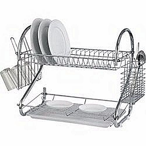 Plate Rack Double Layers
