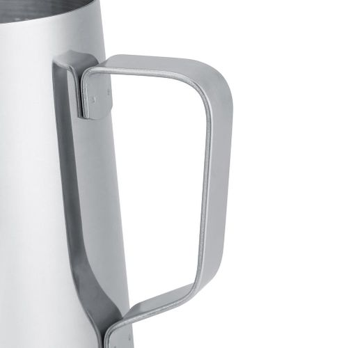 600ml Stainless Steel Milk Frothing Pitcher Espresso Coffee Cup Mugs With Measurement