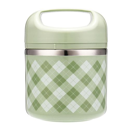 630ml Portable Stainless Steel Lunch Box Picnic Thermos Food Storage Container