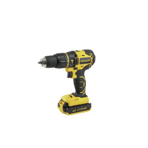 Stanley 18V Cordless Brushless Hammer Drill