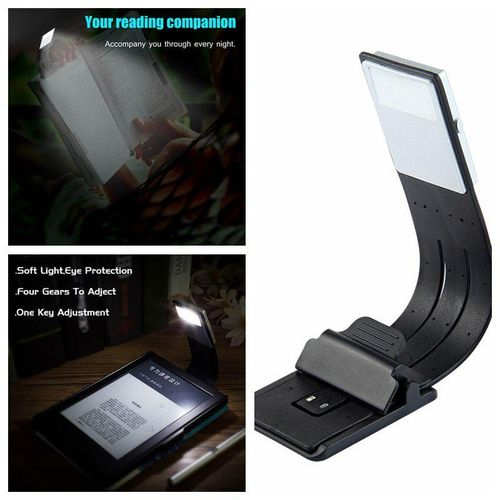 Book Light Reading Light LED Lamp USB Rechargeable