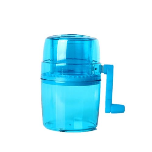 TA Household Children'S Small Mini Manual Ice Hine Sand-Blue