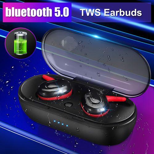 Wireless Headphones In-ear Earphone Bluetooth V4.2 Headset
