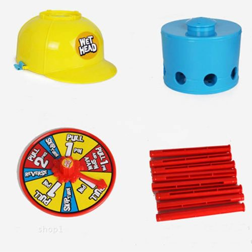 Wet Item Wet Head Game Turntable Turntable Toy Head Game Charm Novelty