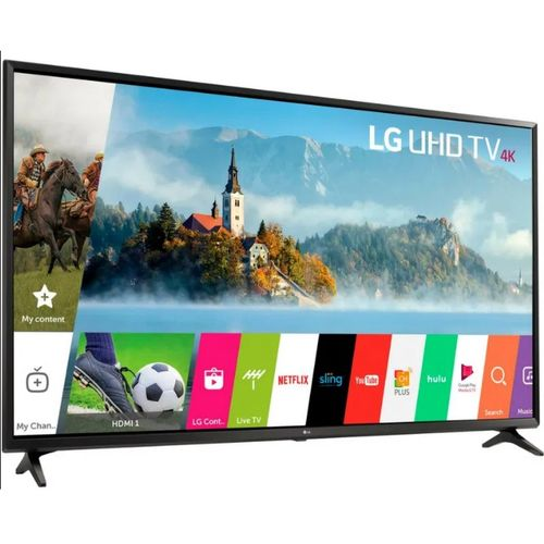 60″ Ultra High Definition 4K SMART Satellite TV UM7100