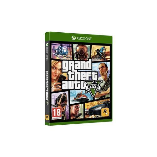 GTA V Grand Theft Auto V - Xbox One