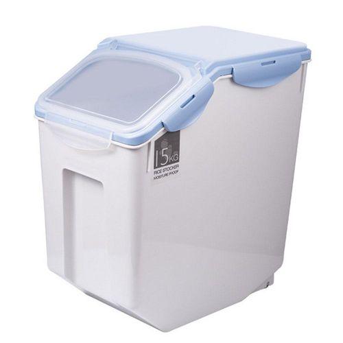 Kitchen Sealed Moisture-proof Storage Grain Storage Box Rice Container