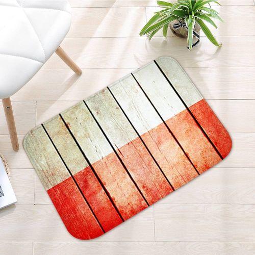 Anti-slip Water Absorbant Dual Color Floor Mat Area Rug Living Room Bedroom Decor DD02