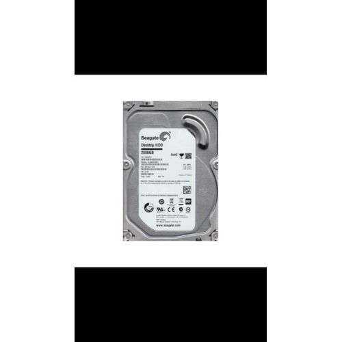 2000GB HDD FOR Desktop Internal And ,ALSO FOR DVR CCTV