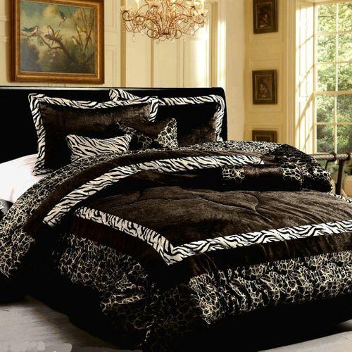 Duvet/Comforter Bedding Set Of 6