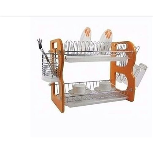 Plate Rack-2 Layers 16 Inches