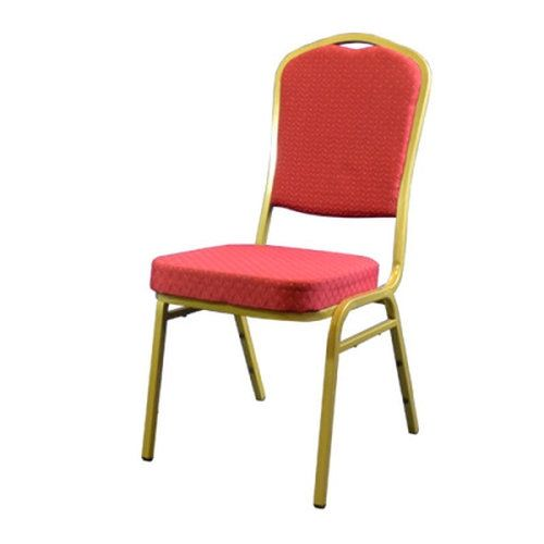 Banquet Hall Chair - Red