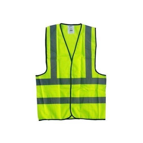 Reflective Safety Vest - Lemon. By 4 Pieces