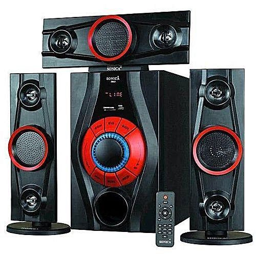 3.1CH Powerful Bluetooth Home Theatre System SX-818