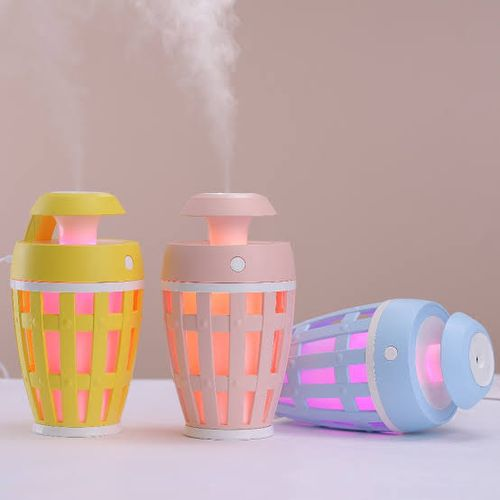 Ultrasonic LED Night Air Freshener
