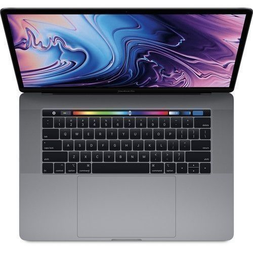 """MacBook Pro With Touch Bar 512GB 32GB 15.4"""" Mid 2018, Space Gray Radeon Pro 555X CORE I7"""