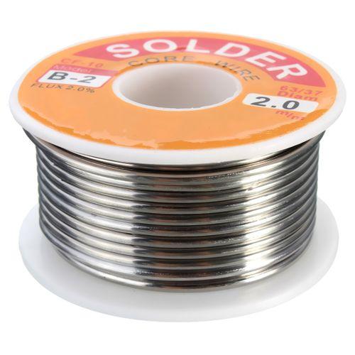 63/37 Tin/lead Rosin Core 0.5-2mm 2% Flux Reel Welding Line