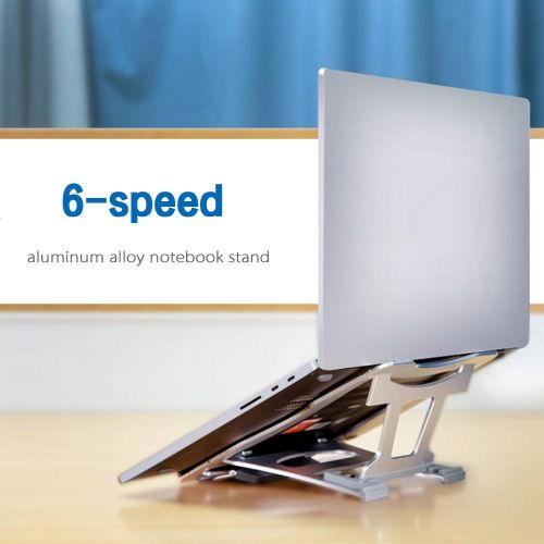 Portable Laptop Stand 6-speed Aluminum Alloy Stand
