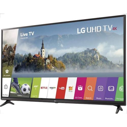 """60 Inch Smart Television(2 Years Warranty). """"Android TV"""""""