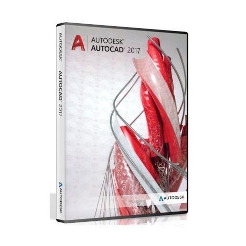 AutoCAD 2017 New License (Lifetime)
