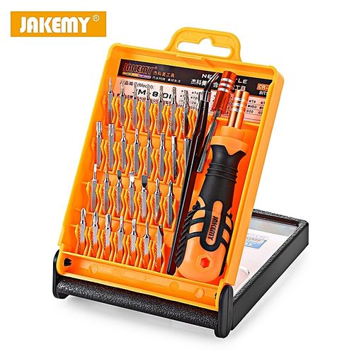 JM-8101 33 In 1 Screwdriver Set Disassembled Tool_a