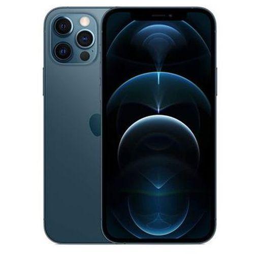 IPhone 12 Pro - 128GB, 6GB RAM, 6.1-Inch,(12MP+12MP+12MP) - Blue